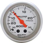 Autometer Pro-Comp Ultra-Lite Gauges