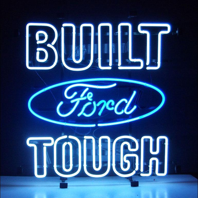 Built Ford Tough Wallpaper o