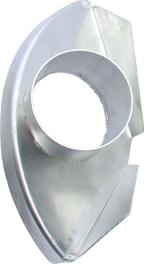 Allstar ALL42144 Clear Dual Hole Plastic Brake Cooling Duct