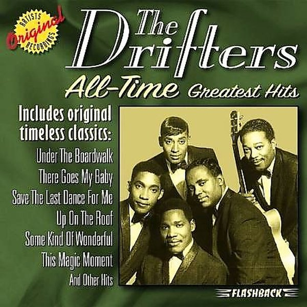 The Drifters - Baby What I Mean - Aretha