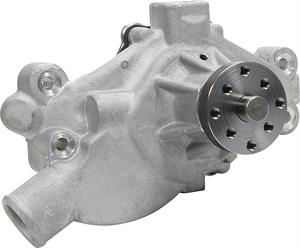 "Allstar Performance Aluminum SB Chevy ""Corvette Style"" Water Pump ALL31105"