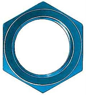 Aeroquip Blue Anodized Nut