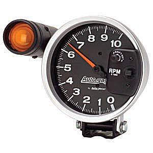 "Autometer Autogauge 5"" Shift Light Tach AUT-233904"