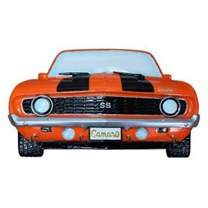 Camaro SS Key Rack Orange
