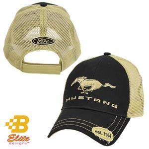 Ford Mustang Truckers Hat