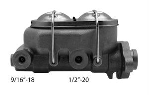 GM Master Cylinder Port Sizes