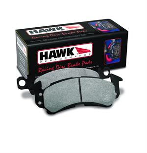 Hawk HP Plus Brake Pad Black