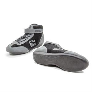 Simpson Shoes Black And Grey