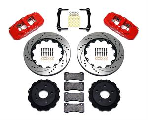 Wilwood Rear Brake Kit For 2010-15 Camaro WIL140-11270-DR