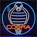 Neon Sign Ford Cobra 5COBRB