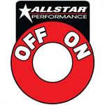 Allstar Battery Decal ALL99045
