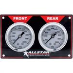 Allstar Horizontal Brake Gauge Set