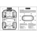 Allstar Performance Chassis Set Up Sheet ALL045