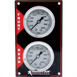 Allstar Vertical Brake Bias Gauge Set