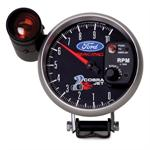 Autometer Ford Blue Oval Logo Ford Racing Cobra Jet 5