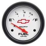 Autometer Chevrolet Bow Tie Fuel Level Gauge 5814-00406