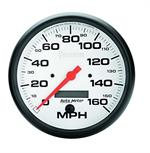 Autometer Speedometer, Phantom 160 MPH Analog  5889