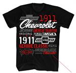 Chevrolet Black Historic Shirt