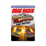 Snake Mongoose Movie Drag Racer Magazine Cover