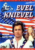 Evel Knievel DVD Movie For Sale George Hamilton