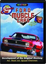 Ford Muscle Car Documentary DVD