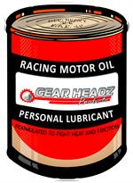 Racing Motor Oil And Personal Lubricant