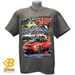 Ford Mustang Boss 302 Tee Shirt